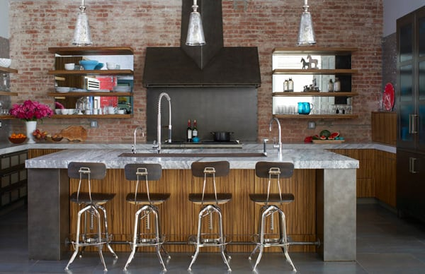 TriBeca Loft-Threshold Interiors-005-1 Kindesign