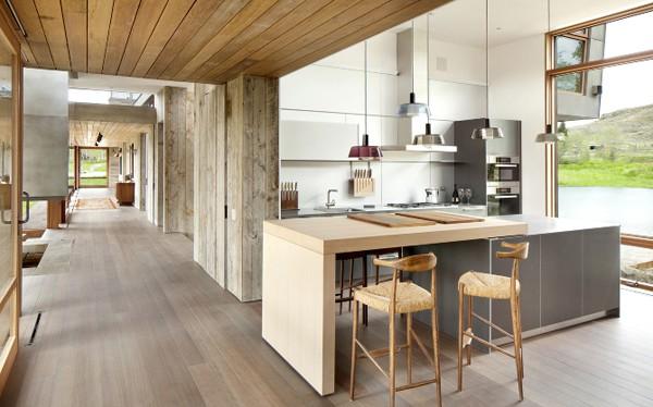 Riverside montana ranch big timber residence - Residence luxe hughes umbanhowar architects ...