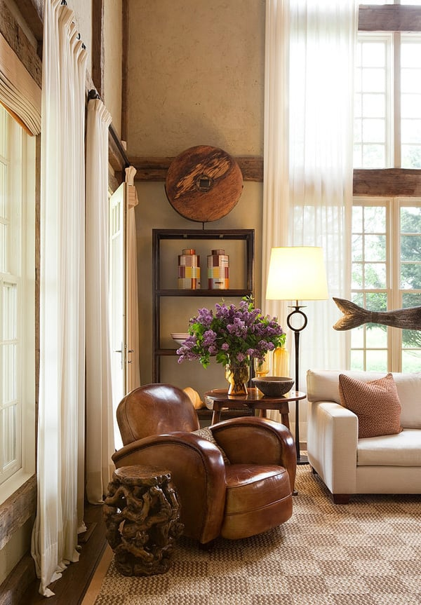 Bridgehampton Estate-David Scott Interiors-06-1 Kindesign