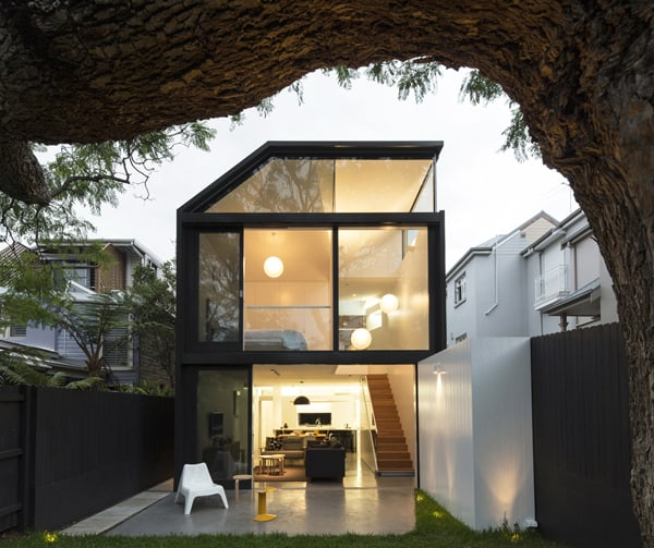 featured posts image for Contemporary renovation in Sydney: Cosgriff House