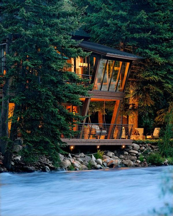 Feldman Residence-David Johnston Architects-01-1 Kindesign