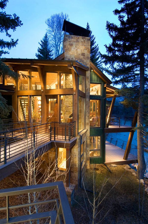 Feldman Residence-David Johnston Architects-03-1 Kindesign
