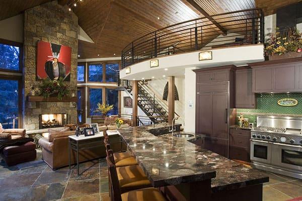 Feldman Residence-David Johnston Architects-05-1 Kindesign