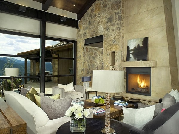 featured posts image for Modern mountain retreat: Morning Star Residence