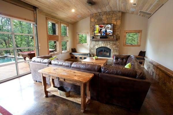 Rustic Modern Residence- Wright-Built-08-1 Kindesign