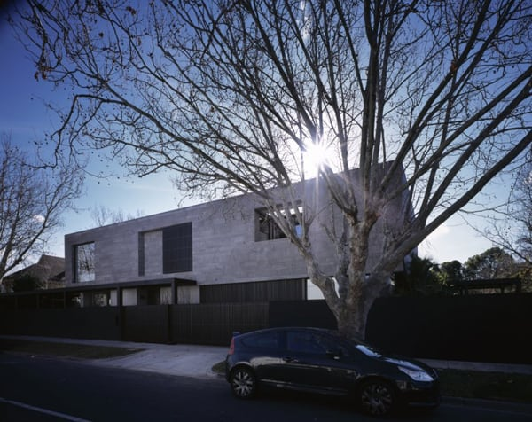 featured posts image for Minimalistic Seacombe Grove House in Melbourne