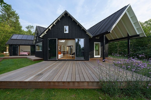 featured posts image for Rustic-Modern Danish Village House in Denmark