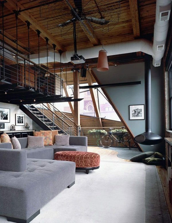West Loop Loft-Scrafano Architects-01-1 Kindesign