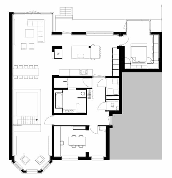 Casa K-19-PENA Architecture