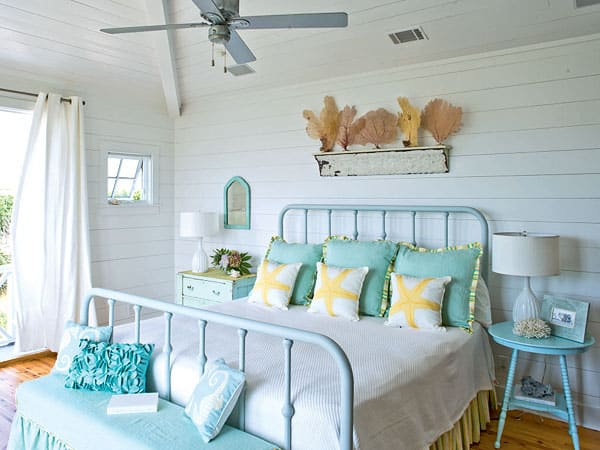 Coastal Chic Bedrooms-02-1 Kindesign