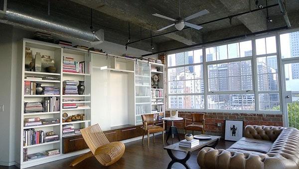 Houston Loft-C O N T E N T Architecture-01-1 Kindesign