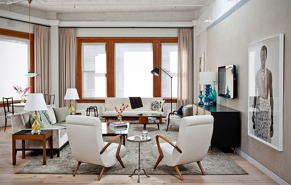 featured posts image for Hudson Street eclectic artist's loft in TriBeCa