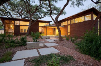 LEED-Platinum home in Alamo Heights: Hacienda Ja Ja