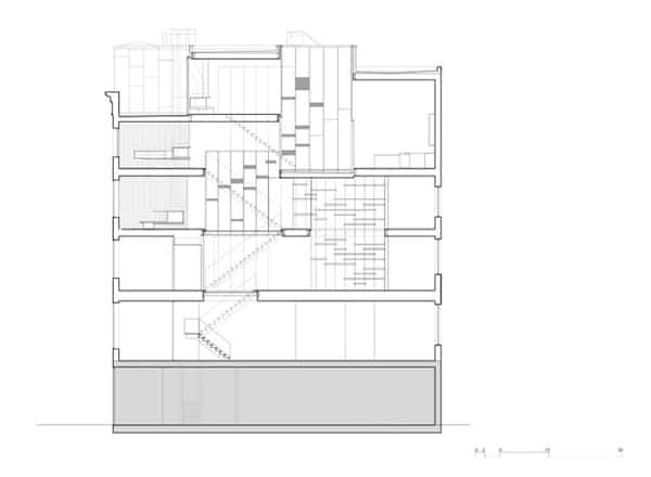 Inverted Warehouse Townhouse-Dean-Wolf Architects-16-1 Kindesign