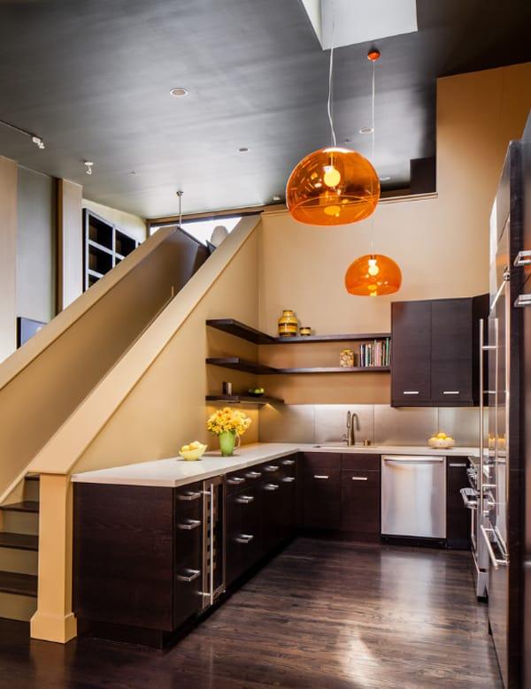 Kitchens Under The Stairs 18 1 Kindesign