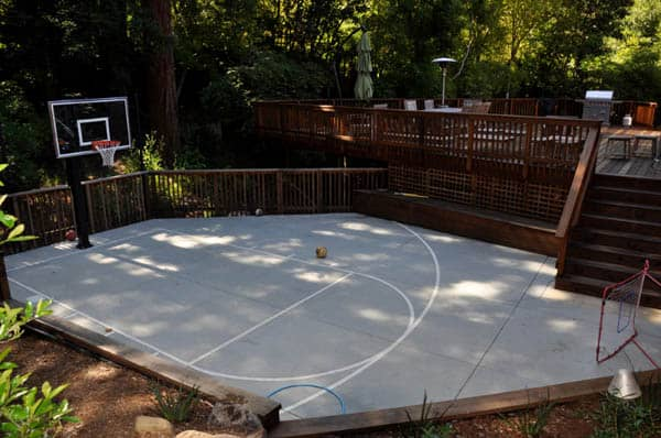 The World S Most Famous Homes With Sports Courts