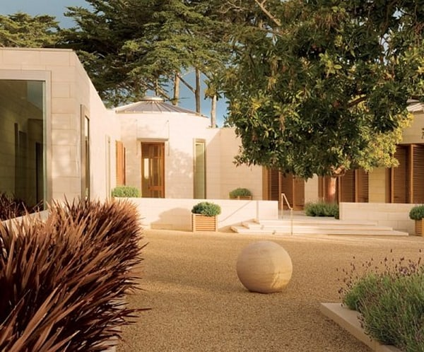 featured posts image for Pebble Beach Residence with luxury spa ambiance