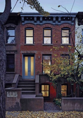 Prospect Heights Row House-Delson or Sherman Architects-01-1 Kindesign