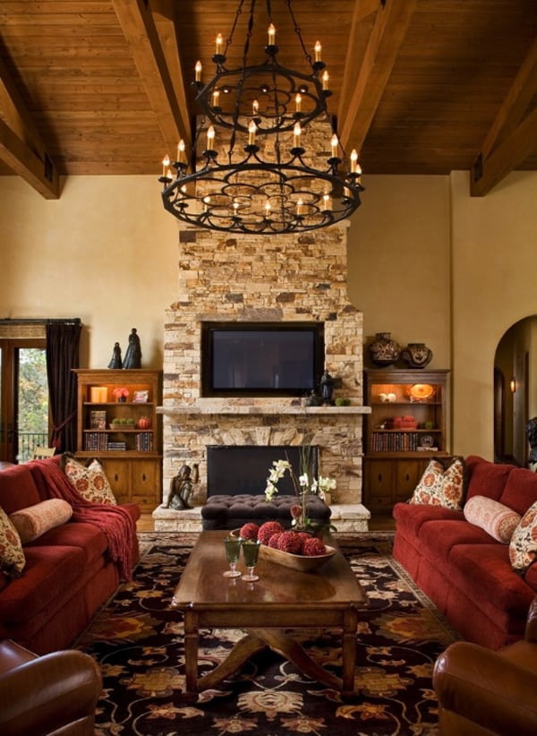 rustic design ideas for living rooms 55 awe inspiring rustic living room design ideas 26545