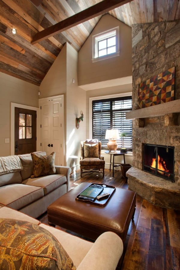 55 awe inspiring rustic living room design ideas for 55 small living room ideas