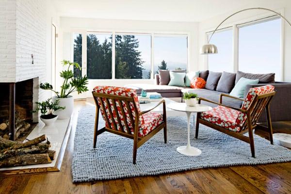 featured posts image for 1950s Ranch house remodel in Portland by Jessica Helgerson