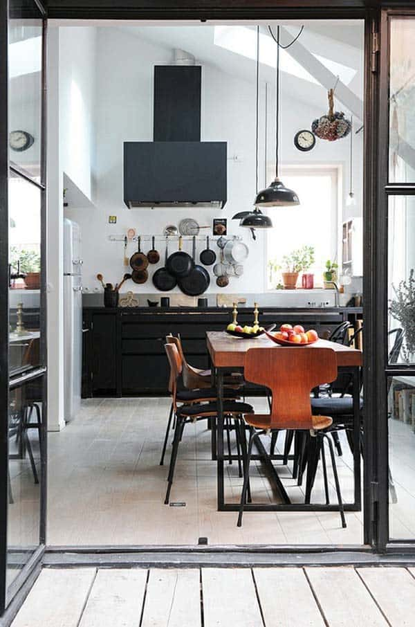 kitchen design industrial style 47 incredibly inspiring industrial style kitchens 651