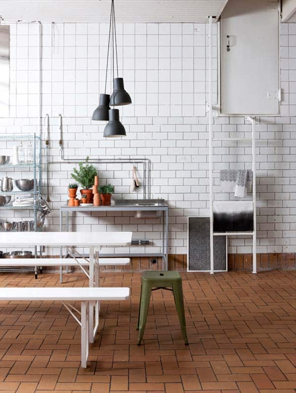 Industrial Kitchen Designs-11-1 Kindesign