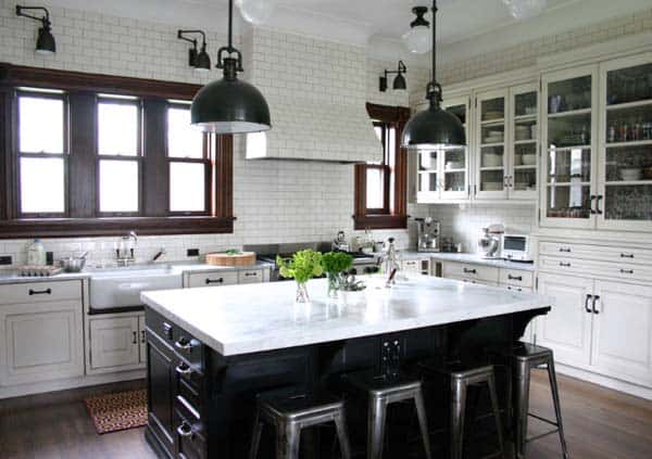 Industrial Kitchen Designs-19-1 Kindesign