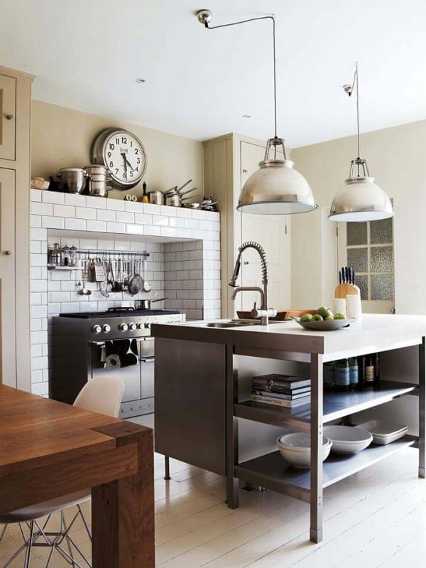 Industrial Kitchen Designs-23-1 Kindesign