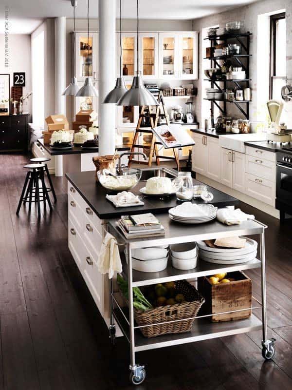 Industrial Kitchen Designs-24-1 Kindesign