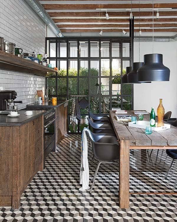 Industrial Kitchen Designs-25-1 Kindesign
