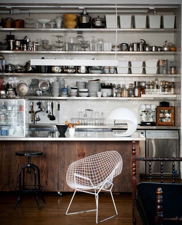 Industrial Kitchen Designs-29-1 Kindesign