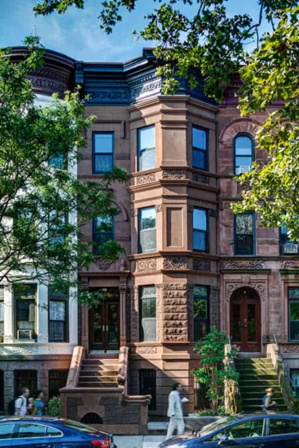 featured posts image for Four-story rowhouse gets modern overhaul in Prospect Heights