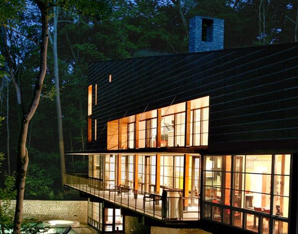 Walnut Woods Residence-John Senhauser Architects-11-1 Kindesign
