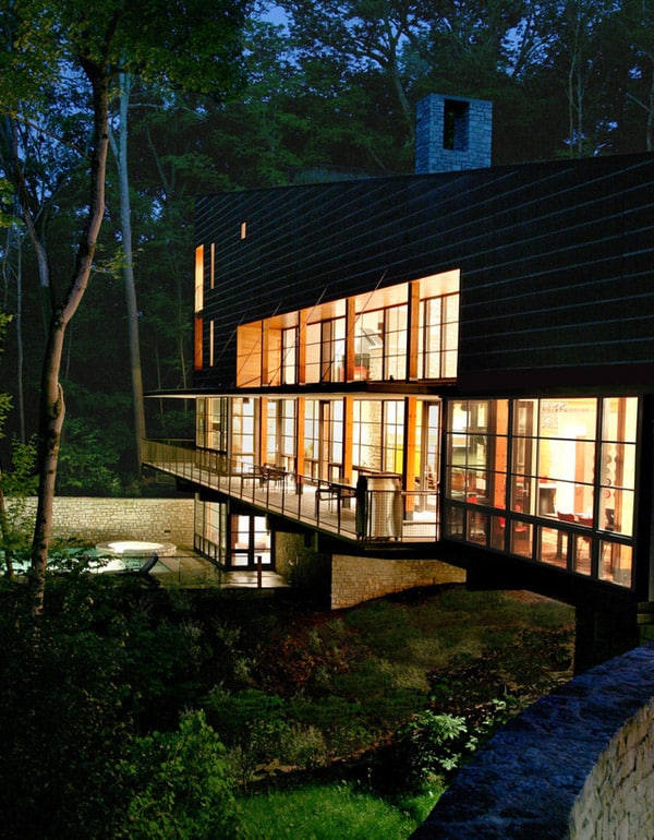 Walnut Woods Residence-John Senhauser Architects-12-1 Kindesign