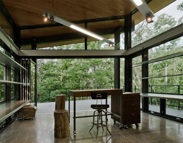 Walnut Woods Residence-John Senhauser Architects-17-1 Kindesign