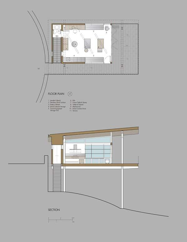 Walnut Woods Residence-John Senhauser Architects-28-1 Kindesign