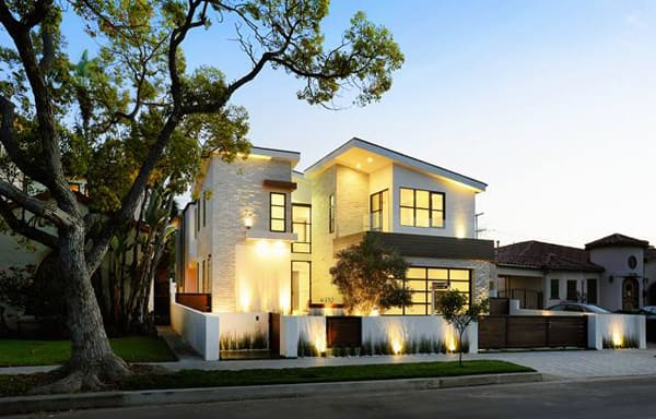 featured posts image for Modern dream home in Los Angeles: 6352 Colgate