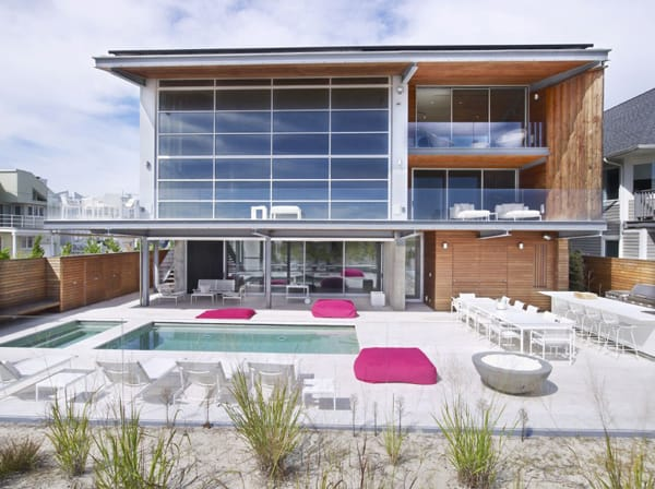 featured posts image for Modern Beach House on Long Island by West Chin Architects