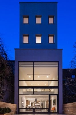 Chelsea Townhouse-Turett Collaborative Architects-01-1 Kindesign