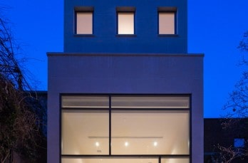 Townhouse Architecture for NYC Art Collectors