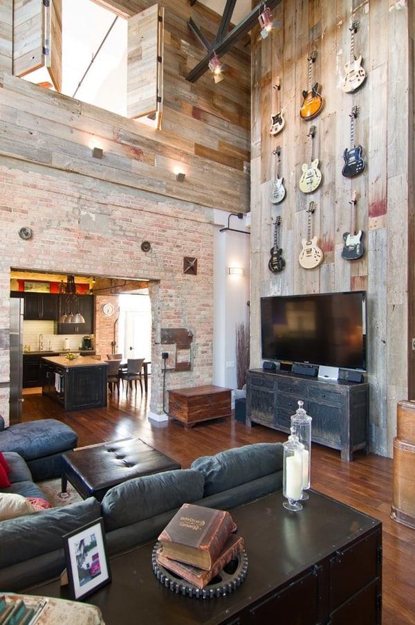 featured posts image for Striking Chicago Loft Condo Renovation by Besch Design