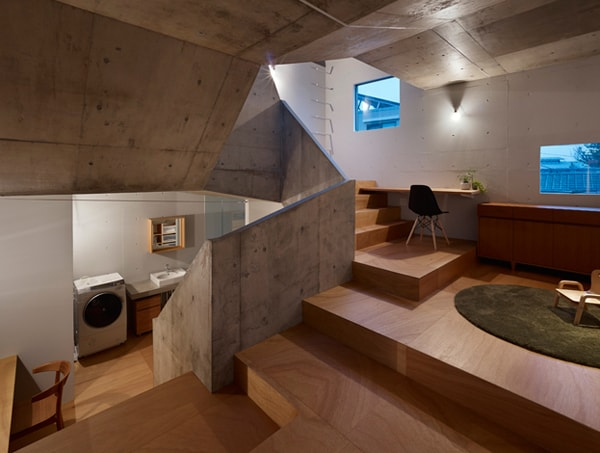 House in Nishiochiai-Suppose Design Office-01-1 Kindesign