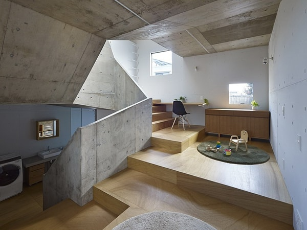 House in Nishiochiai-Suppose Design Office-03-1 Kindesign