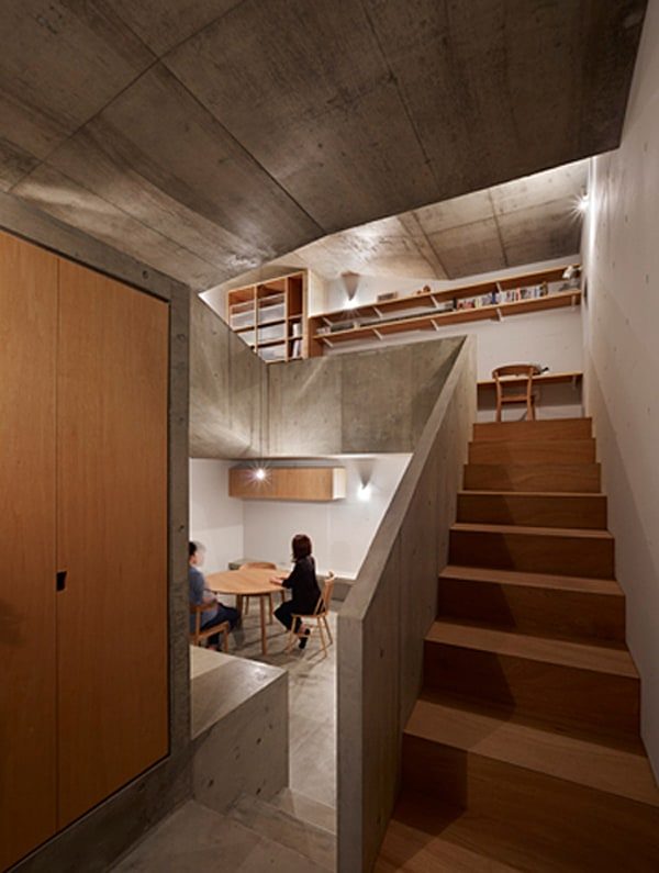 House in Nishiochiai-Suppose Design Office-05-1 Kindesign