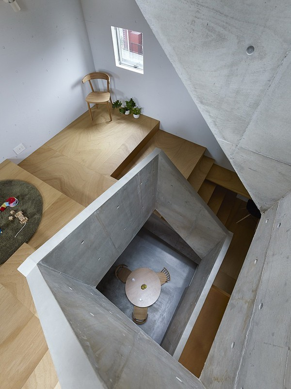 House in Nishiochiai-Suppose Design Office-07-1 Kindesign