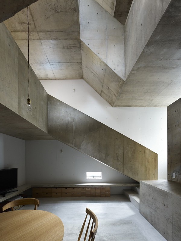 House in Nishiochiai-Suppose Design Office-10-1 Kindesign