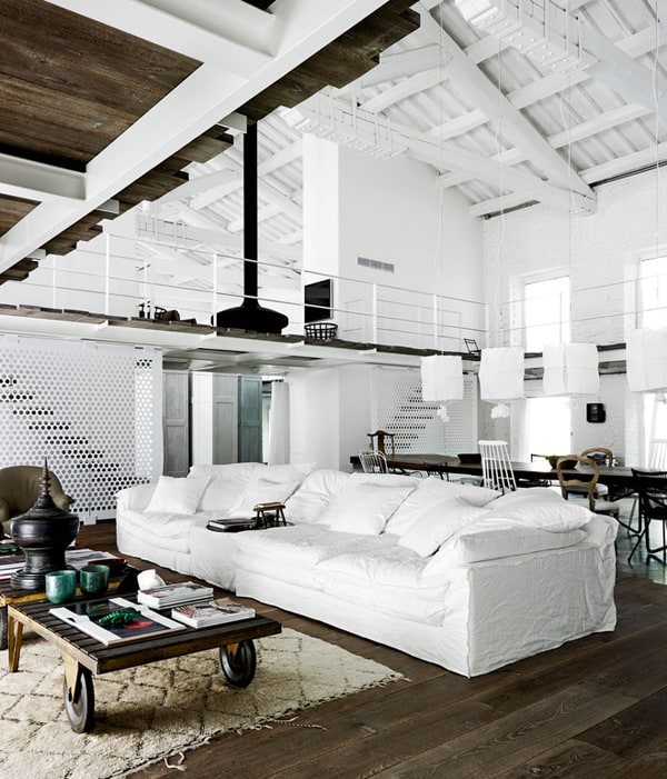 featured posts image for Industrial style renovation of villa in Umbria by Paola Navone
