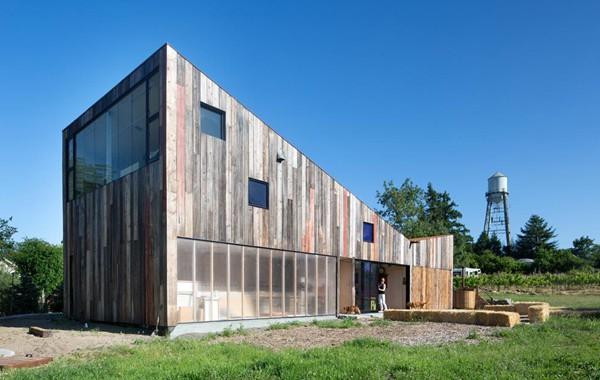 Meier Road Barn-Mork Ulnes Architects-04-1 Kindesign