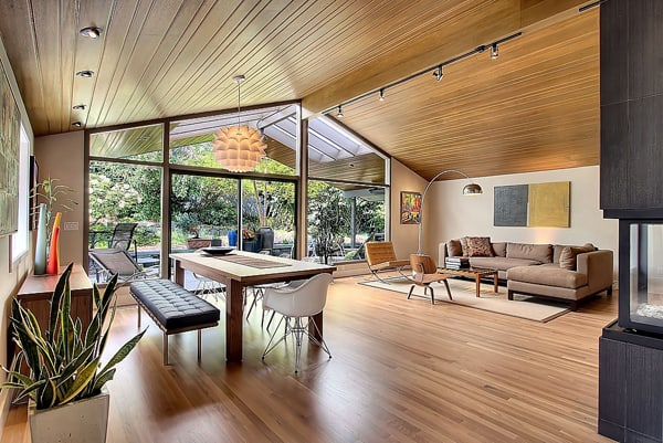 How to Capture the Mid-Century Modern Look At Home